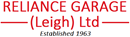 RELIANCE GARAGE (LEIGH) LIMITED