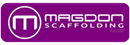 MAGDON SCAFFOLDING CO. LIMITED
