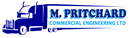 M. PRITCHARD COMMERCIAL ENGINEERING LIMITED