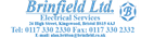 BRINFIELD LIMITED