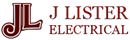 J LISTER ELECTRICAL LIMITED