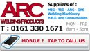 ARC WELDING PRODUCTS LIMITED