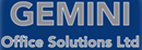 GEMINI OFFICE SOLUTIONS LIMITED