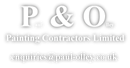 PAUL & OLLEY PAINTING CONTRACTORS LIMITED