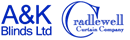 A & K BLINDS LIMITED