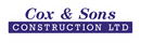 COX & SONS CONSTRUCTION LIMITED