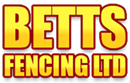 BETTS FENCING LIMITED