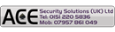 ACE SECURITY SOLUTIONS (UK) LTD
