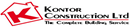 KONTOR CONSTRUCTION LIMITED