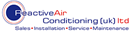 REACTIVE AIR CONDITIONING (UK) LTD