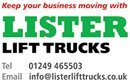 LISTER LIFT TRUCKS LIMITED