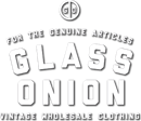 GLASS ONION VINTAGE LIMITED