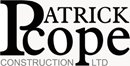 PATRICK COPE CONSTRUCTION LTD
