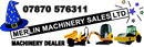 MERLIN MACHINERY SALES LIMITED