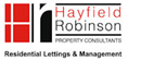 HAYFIELD ROBINSON LETTINGS & MANAGEMENT LIMITED