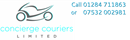 CONCIERGE COURIERS LIMITED