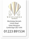 WESTLODGE KENNELS & CATTERY LIMITED
