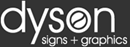 DYSON SIGNS & GRAPHICS LIMITED