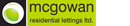 MCGOWAN RESIDENTIAL LETTINGS LIMITED