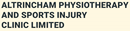 ALTRINCHAM PHYSIOTHERAPY AND SPORTS INJURY CLINIC LIMITED