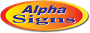 ALPHA SIGNS LIMITED