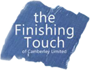 THE FINISHING TOUCH OF CAMBERLEY LIMITED