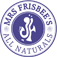 MRS FRISBEE'S ALL NATURALS LTD